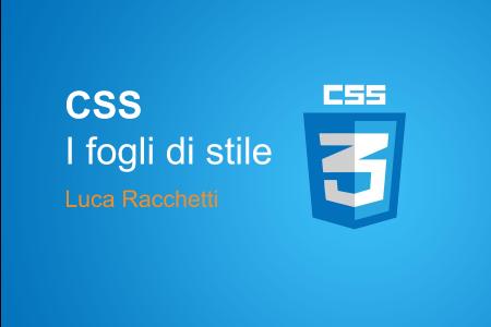 CSS: I fogli di stile